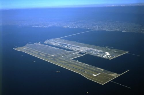 Article : Structure anti-Terremoto : l'aéroport de Kansai