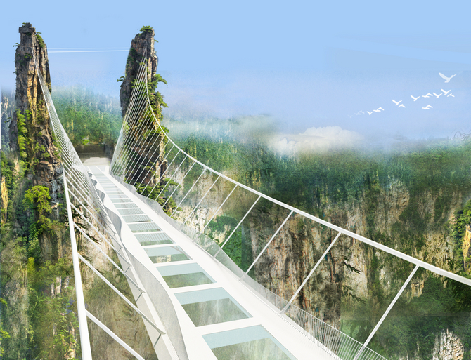 Zhangjiajie-Grand-Canyon-Glass-Bridge-1
