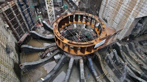 La Construction de la centrale hydroéléctrique de Belo-Monte